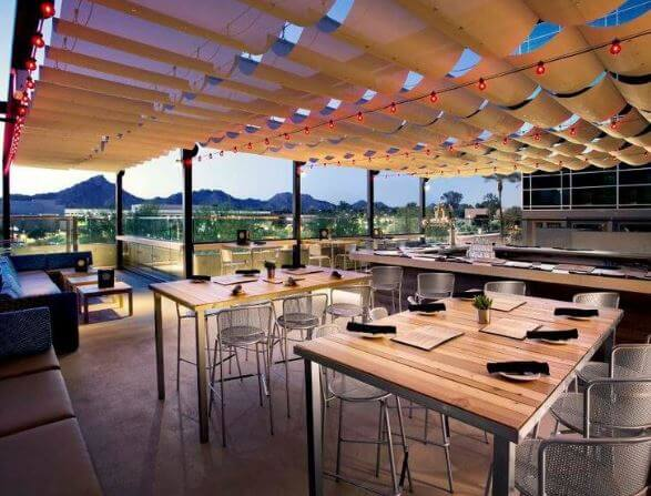 perugia retractable slide on wire canopy