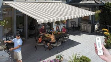 Sunsetter Awning Reviews 1 Reviews