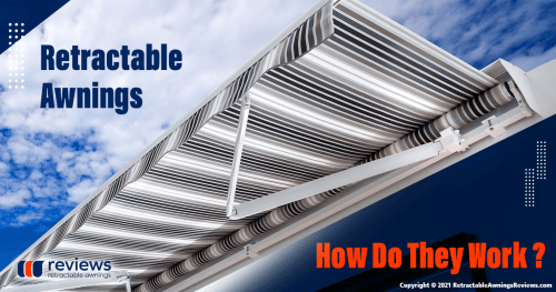 Retractable Awnings: How Do They Work