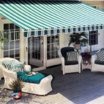 Manual vs Motorized Retractable Awnings