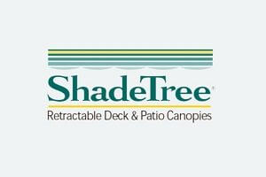 shadetree retractable deck and patio canopies manufacturer