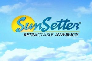 sunsetter retractable awnings manufacturer
