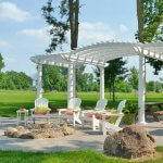 Average Cost to Build a Pergola