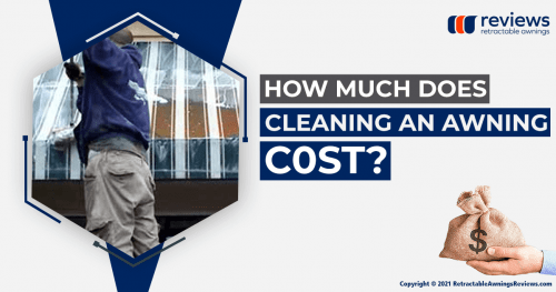 How Much Does Cleaning an Awning Cost?