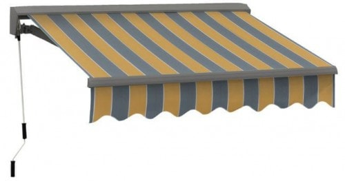 advaning c series retractable awning