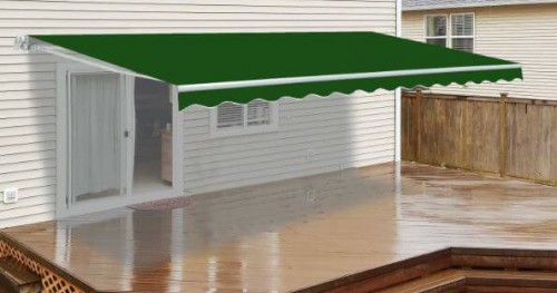 aleko folding lateral arm retractable awning