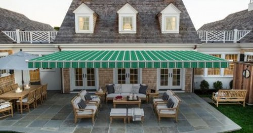 diy retractable awning