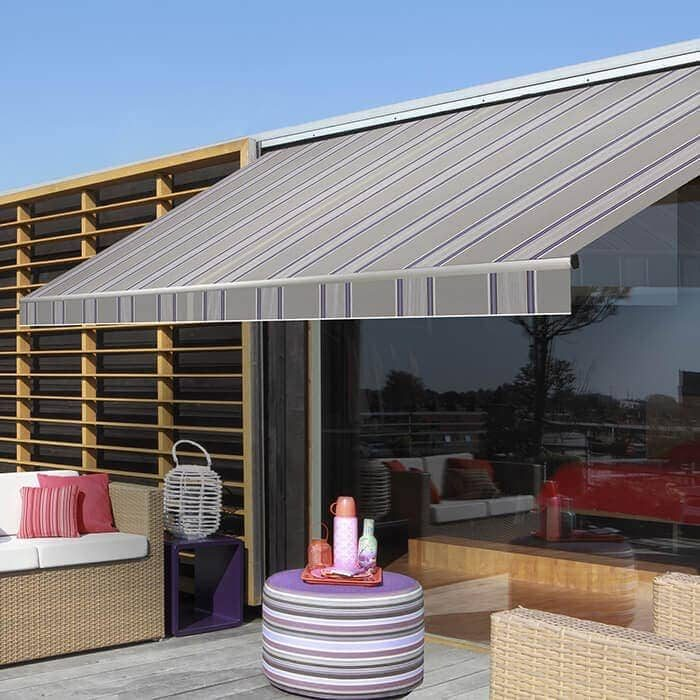 Retractable awning type and style